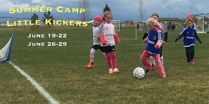 Little Kickers Summer Camp
