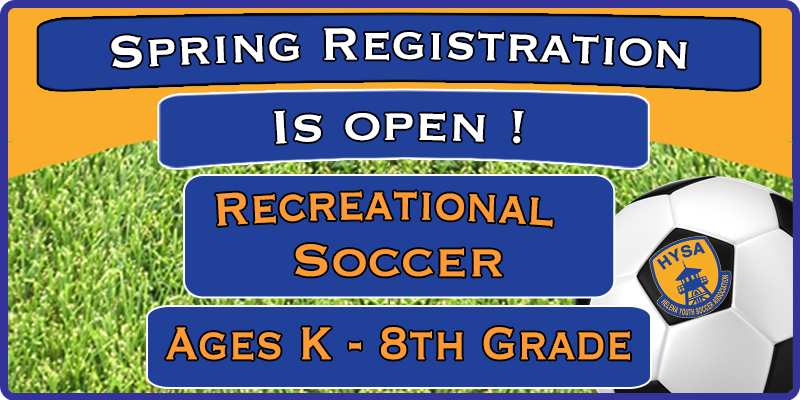 Rec Soccer Open Intro Graphic