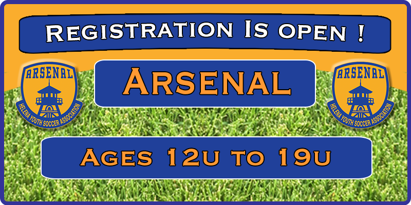2018 Fall Arsenal Program Registration is Open !