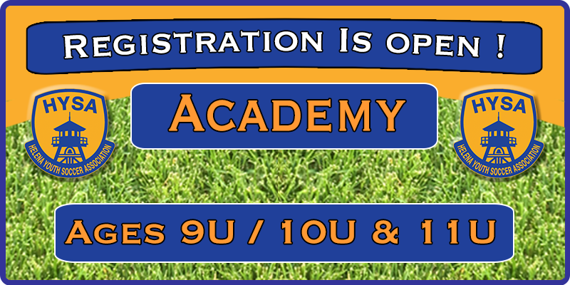 Academy Spring 2020 Registration is OPEN !